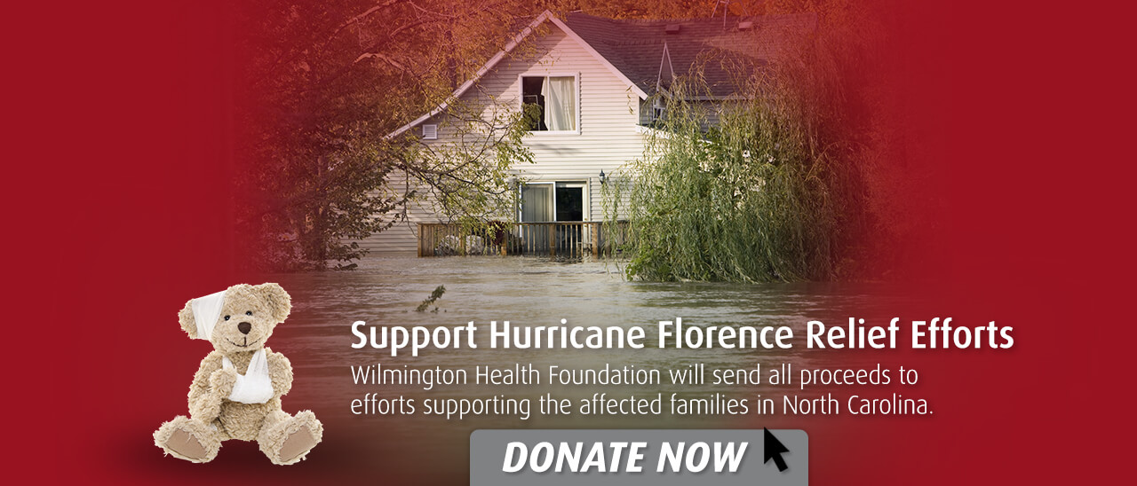 Hurricane Florence Donation